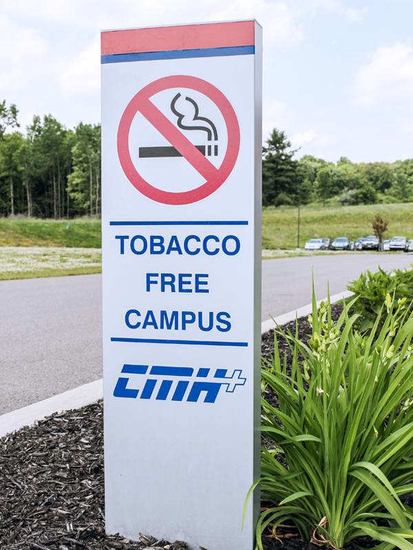 Corry Memorial Hospital Signage Case Study Prime Sign