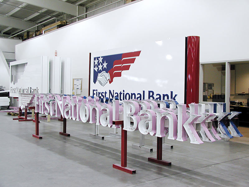 first national bank case study