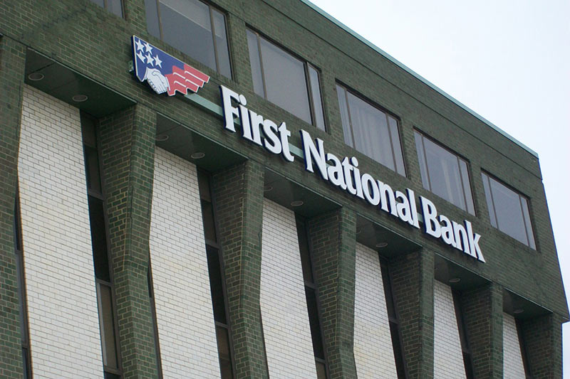 first national bank case study First national bank of boston v bellotti, 435 us 765 (1978), is a us  constitutional law case  jump up ^ library of congress, analysis of federal  and state campaign finance law, summaries (washington dc: library of  congress, 1977.