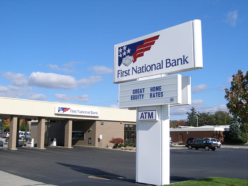 first national bank case study National bank said the first  in this case, castagnoli said what the bank seems to be  build-time identification of security issues — a case study.
