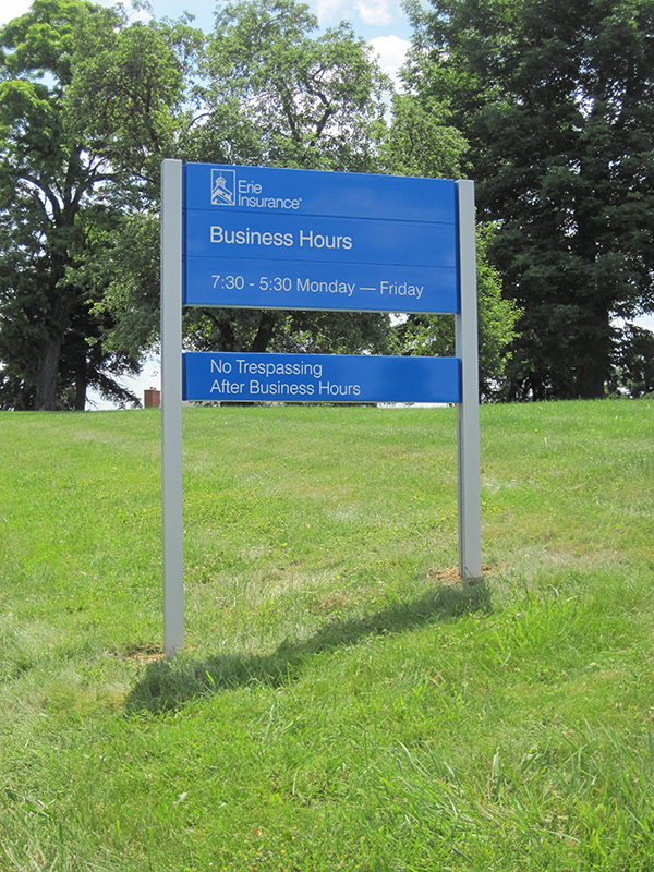 Outdoor Business Signage